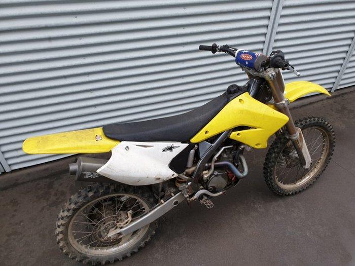 2006 SUZUKI RM-Z250 null null Yellow