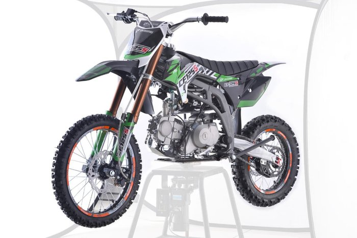2019 CROSSFIRE CF125S null null Green