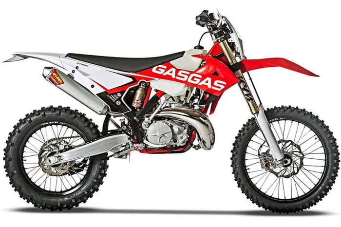 2019 GAS GAS EC 250 SIX DAYS null null Red
