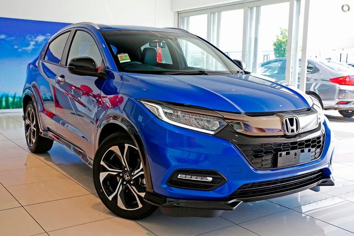 2018 Honda HR-V RS MY18 Blue