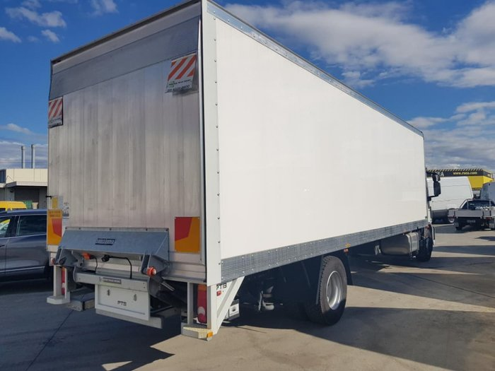 2017 IVECO ML160 E6 PANTECH & TAILGATE LOADER - EX DEMO - MUST GO null null White