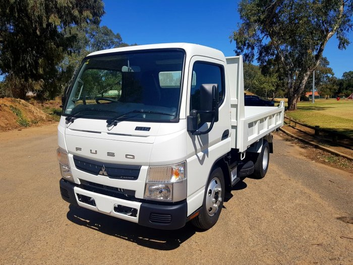 2018 FUSO CANTER 615 3T.TIPPER