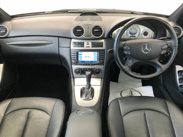 2006 Mercedes-Benz CLK350 Avantgarde C209 MY06