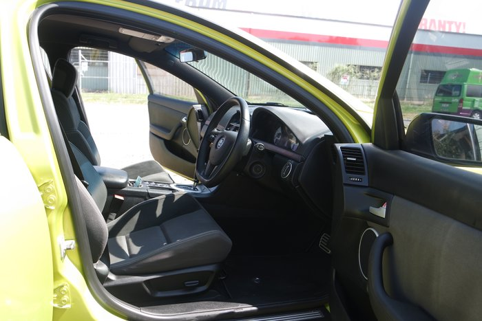 2008 Holden Special Vehicles Clubsport R8 E Series GREEN