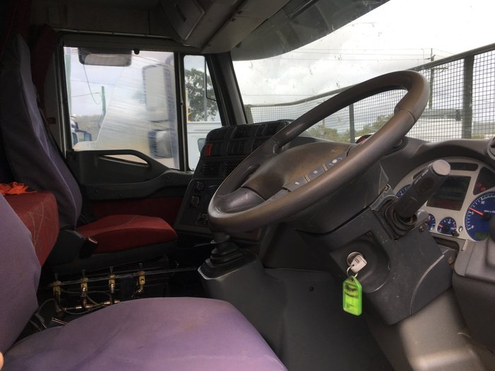 2007 Iveco Powerstar AUTOMATIC 550 TIPPER