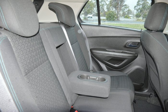 2016 Holden Trax LS TJ MY16 RED
