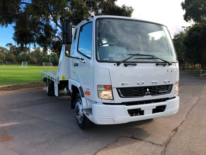 2019 FUSO FIGHTER 1124 TILT+2 YEAR FREE SERVICING ON 19 PLATED TRUCKS* null null White