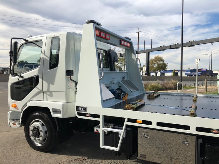 2018 FUSO FIGHTER 1124