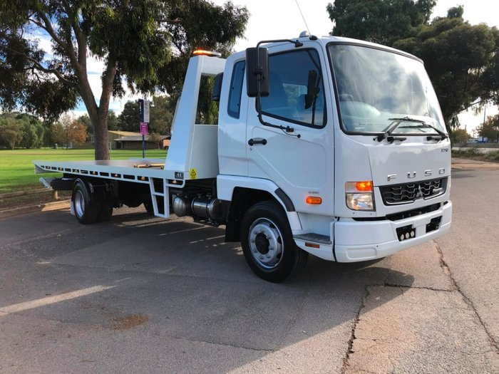 "2019 FUSO FIGHTER 1124 LWB MAN STEEL SUSP ""READY TO GO"