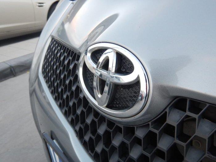 2007 Toyota Yaris YRS NCP91R Silver