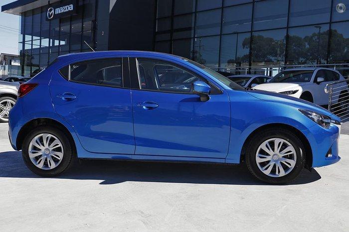 2019 Mazda 2 Neo DJ Series Blue
