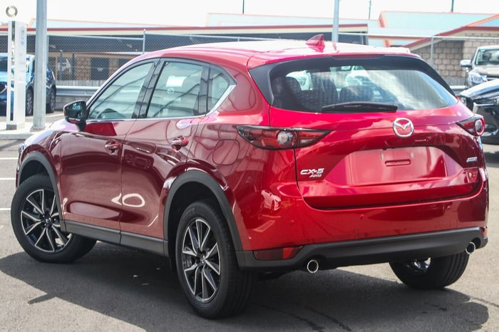 2018 Mazda CX-5 GT KF Series 4X4 On Demand Red