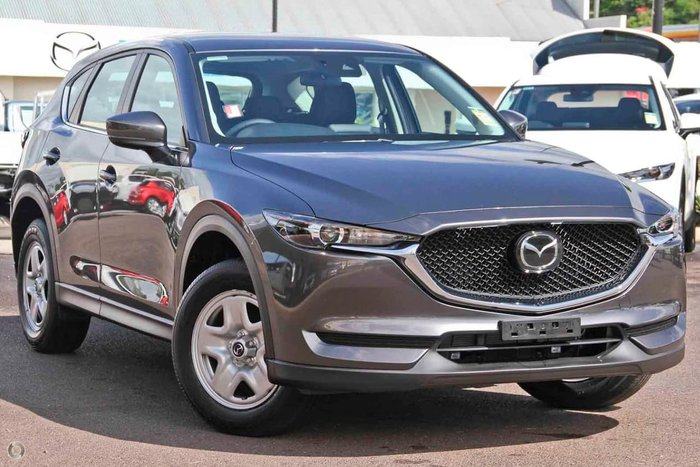 2018 Mazda CX-5 Maxx KF Series Grey