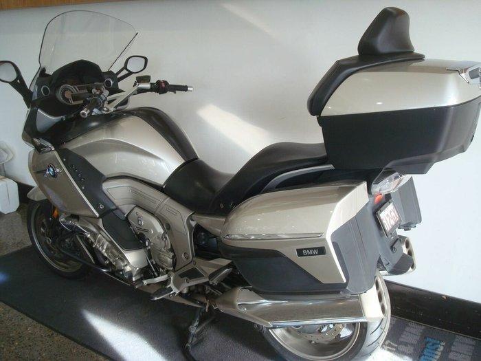 2011 Bmw K1600 GTL Mineral silver metallic