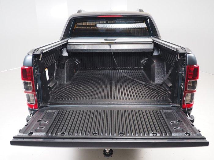 2016 Ford Ranger Wildtrak PX MkII 4X4 Dual Range Grey