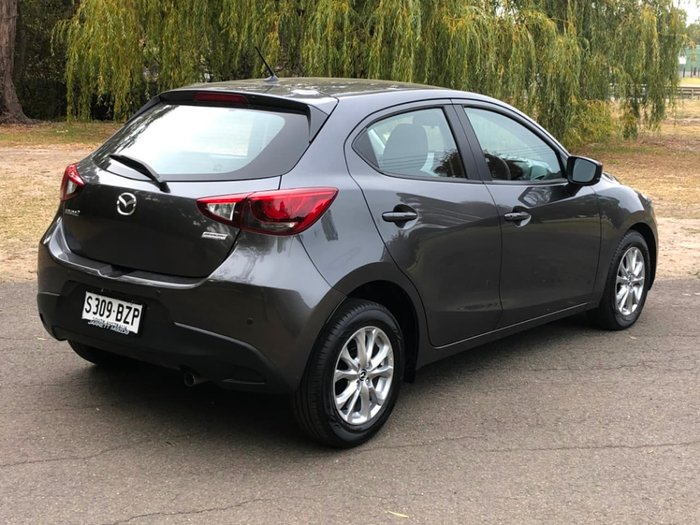 2018 Mazda 2 Maxx DJ Series Grey