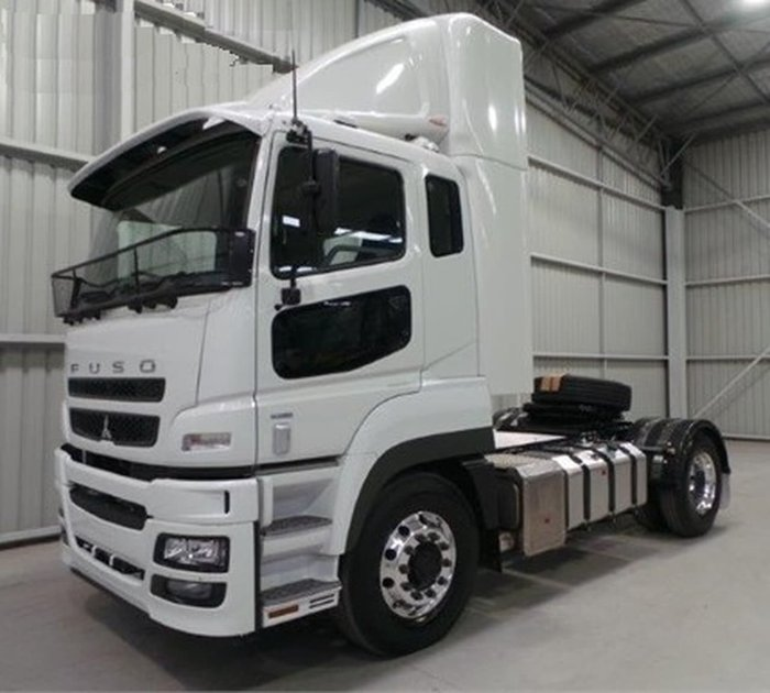 2018 FUSO 400HP PRIME MOVER 4X2 AMT/AIR CLICK