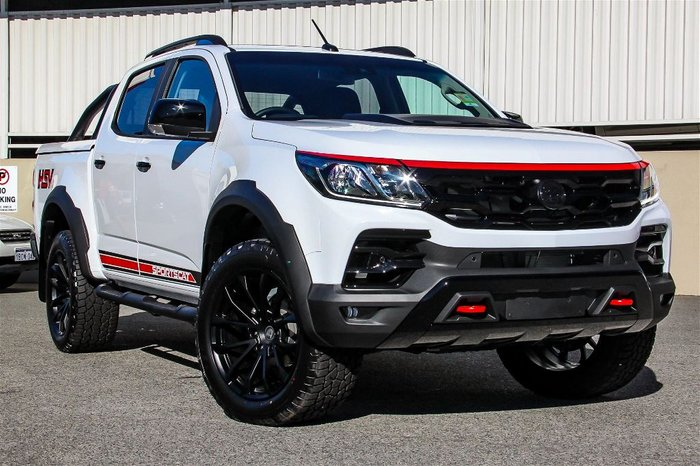 2019 HOLDEN SPECIAL VEHICLE COLORADO