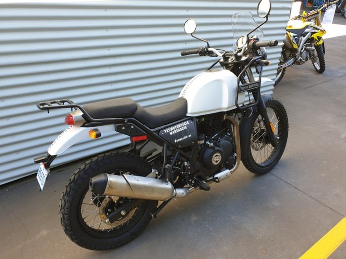 2018 ROYAL ENFIELD HIMALAYAN null null null