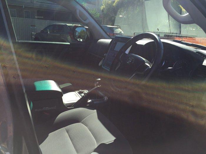 2016 Toyota Landcruiser