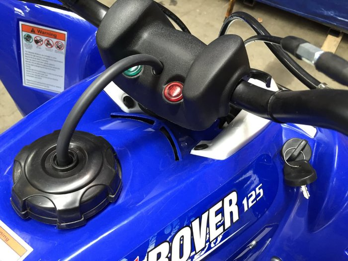 2016 CROSSFIRE ROVER 125 null null Blue