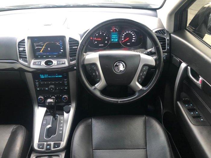 2015 HOLDEN CAPTIVA 7 LTZ (AWD) CG MY15 BLACK
