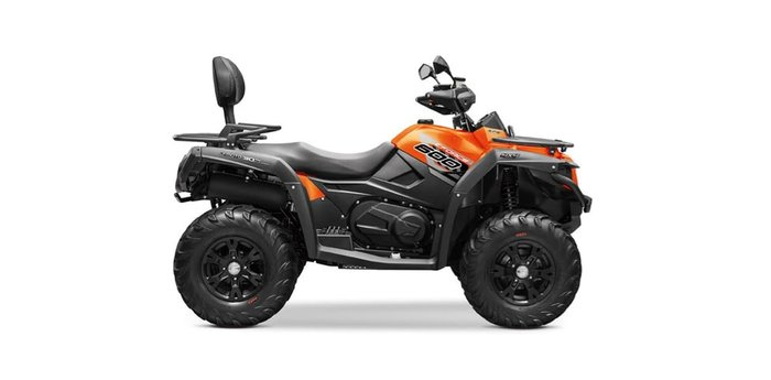 2019 CFMOTO CFORCE 600 EPS null null Orange