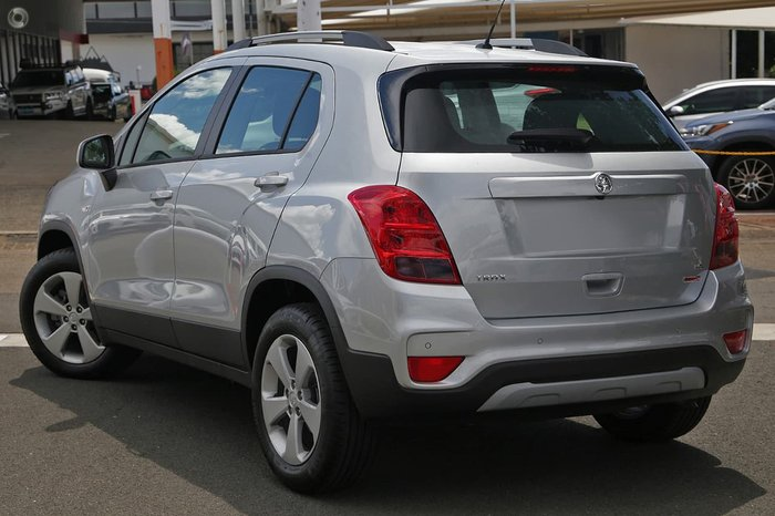 2019 Holden Trax LS TJ MY19 Nitrate Silver