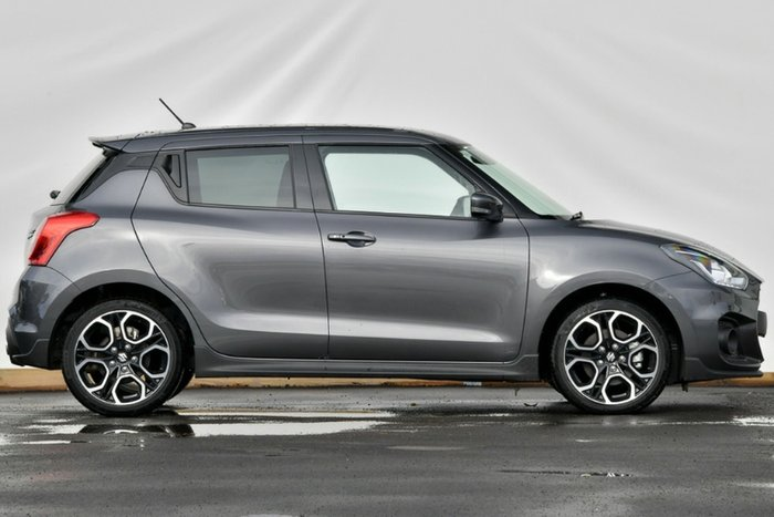 2019 Suzuki Swift Sport AZ MINERAL GREY
