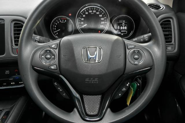2017 Honda HR-V VTi MY16 RUSE BLACK