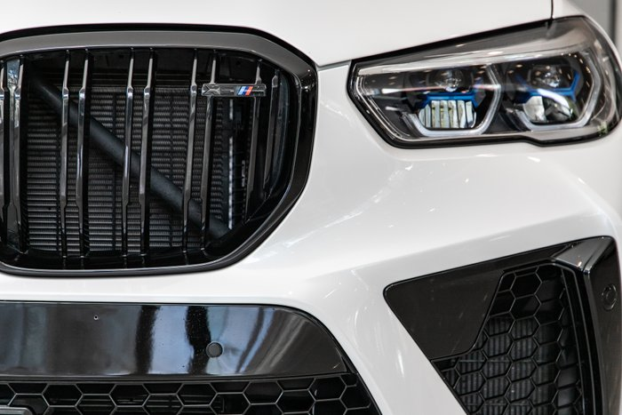 2020 BMW X5 M Competition F95 4X4 On Demand WHITE