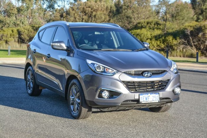 2015 Hyundai ix35 SE Series II MY15 4X4 On Demand Grey