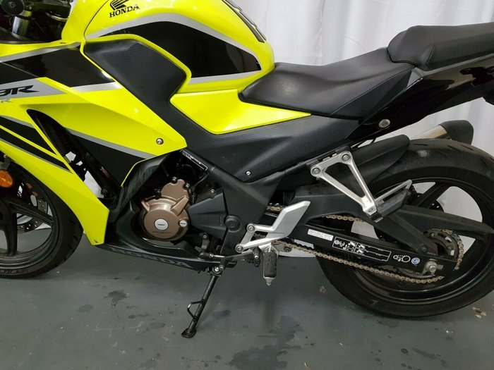 2016 Honda CBR300RA (ABS) Yellow