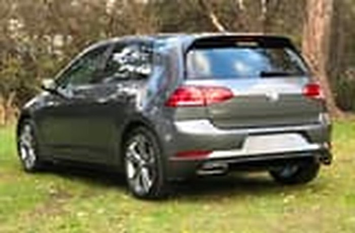 2018 Volkswagen Golf 110TSI Highline 7.5 MY19 Grey
