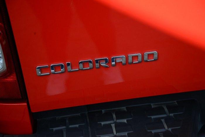 2018 Holden Colorado