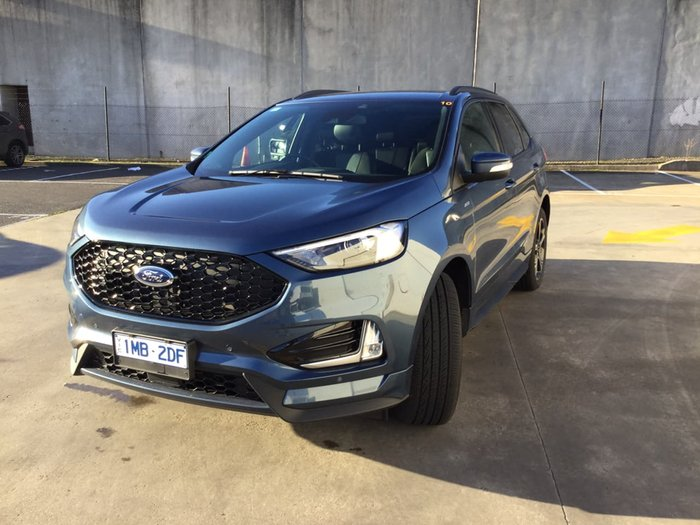 2018 Ford Endura ST-Line CA MY19 Blue