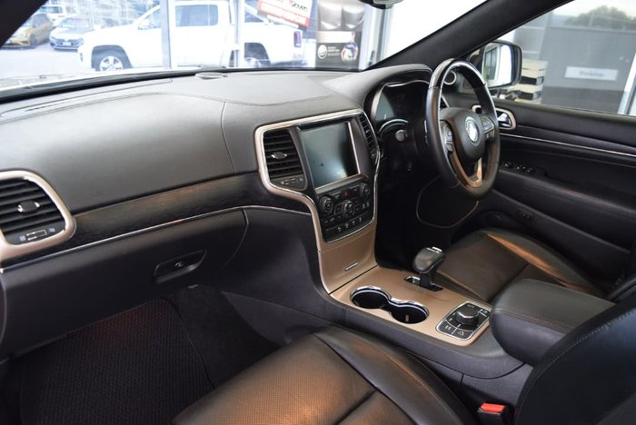 2015 Jeep Grand Cherokee Summit WK MY15 4X4 Constant Gold