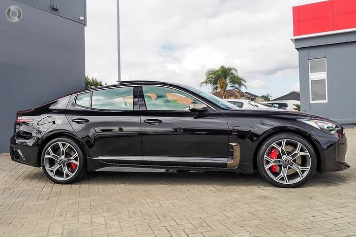 2019 Kia Stinger GT CK MY19 Black
