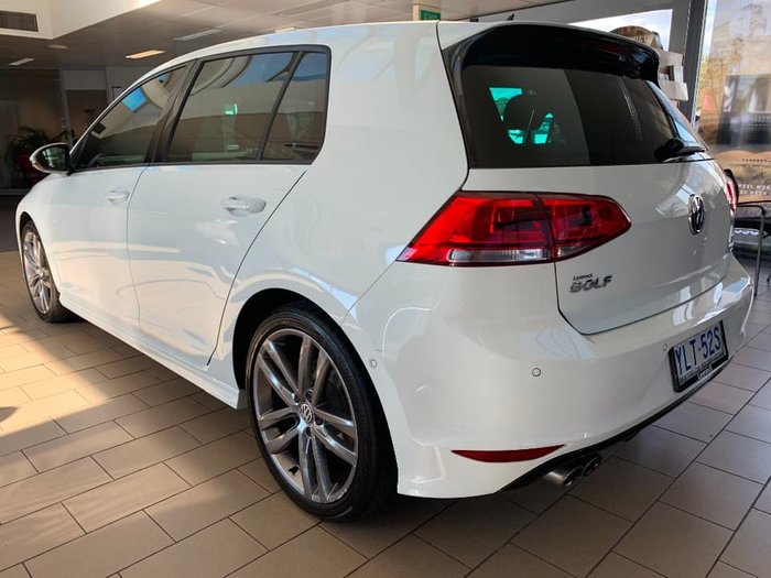 2017 Volkswagen Golf 110TSI Highline 7 MY17 White