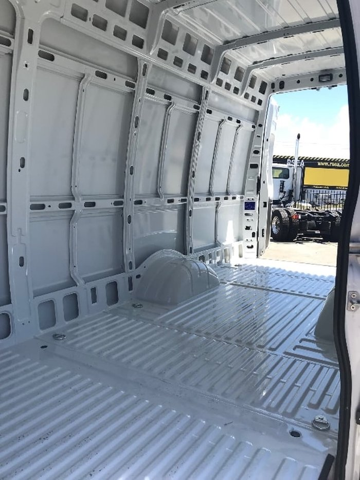 2018 IVECO DAILY 50C17A8 18M3 VAN IN TASMANIA EX DEMO null null White