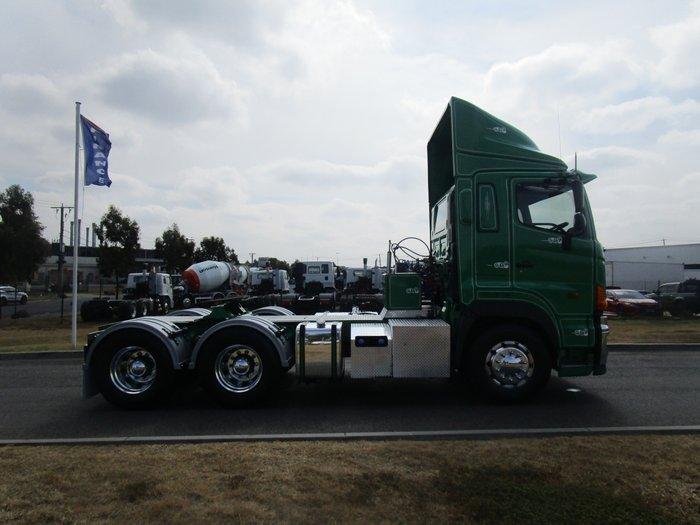 2013 Hino SS - 700 Series