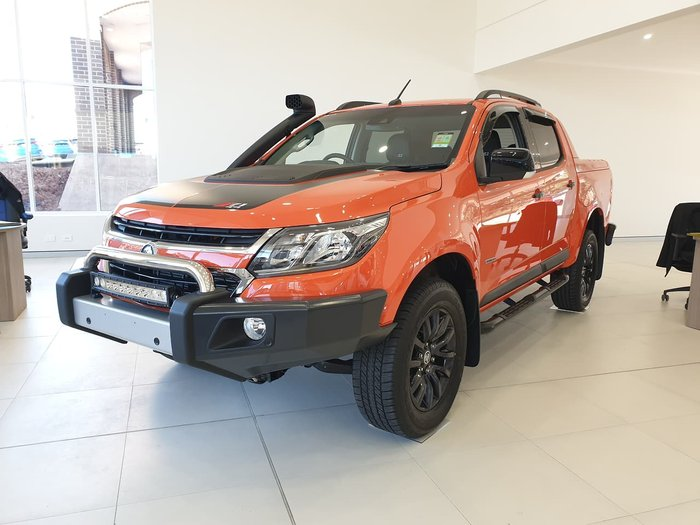 2019 Holden Colorado Z71 RG MY19 4X4 Dual Range