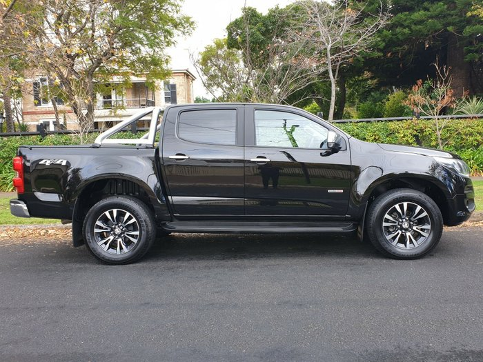2018 Holden Colorado
