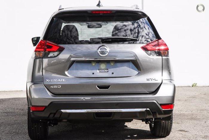 2019 Nissan X-Trail ST-L T32 Series II 4X4 On Demand Grey