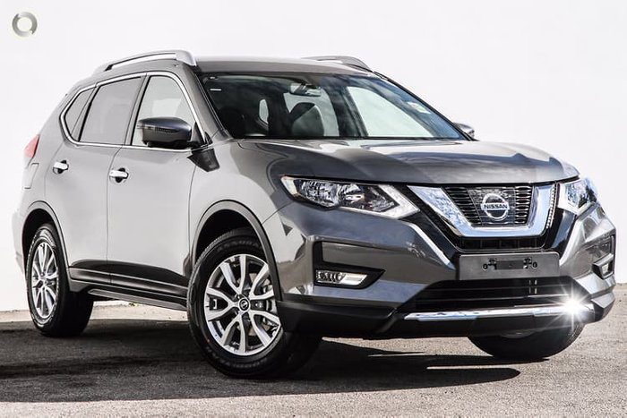 2019 Nissan X-TRAIL ST-L T32 Series II 4X4 On Demand Grey