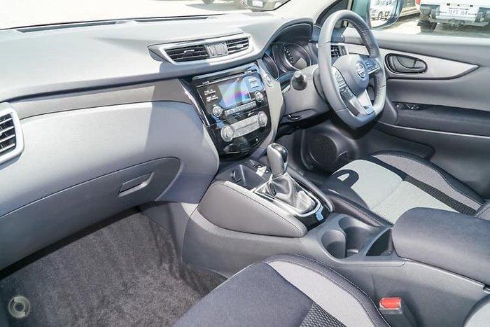 2019 Nissan QASHQAI ST J11 Series 2 Red