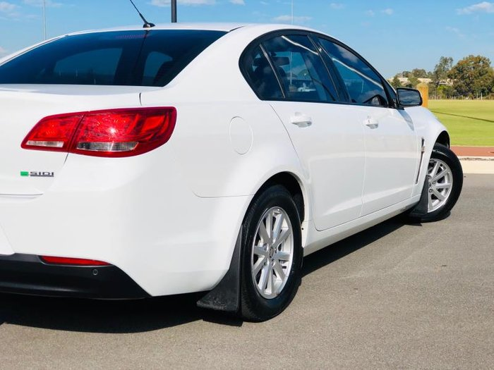 2014 HOLDEN COMMODORE EVOKE VF WHITE