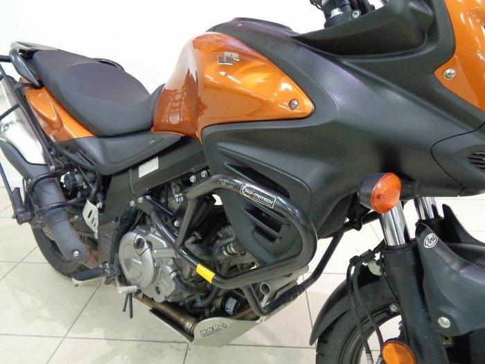 2012 Suzuki DL650A V-STROM Orange