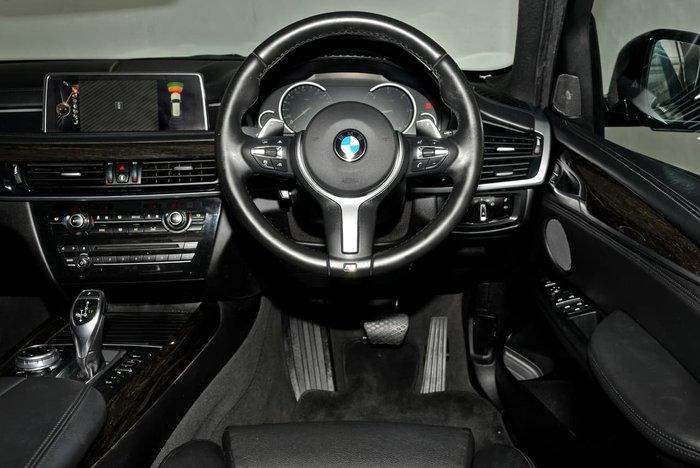 2016 BMW X5 xDrive40d F15 4X4 Constant Black