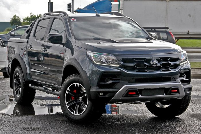 2018 Holden Special Vehicles Colorado SportsCat RG MY19 4X4 Dual Range Grey